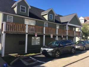400 Forest Ave. Apt. 301